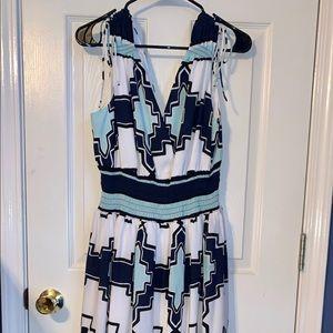 Eva Mendes NY&C maxi dress Large